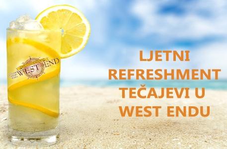 Refreshment-ljetni-tecajevi westend