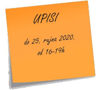 westend-upisi-do 25-09-2020